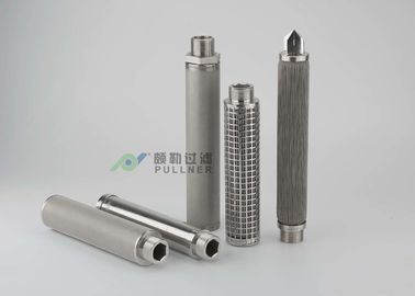 120 ℃ Filter Air Stainless Steel Mesh SS 304 016L Lipit Customerized OD